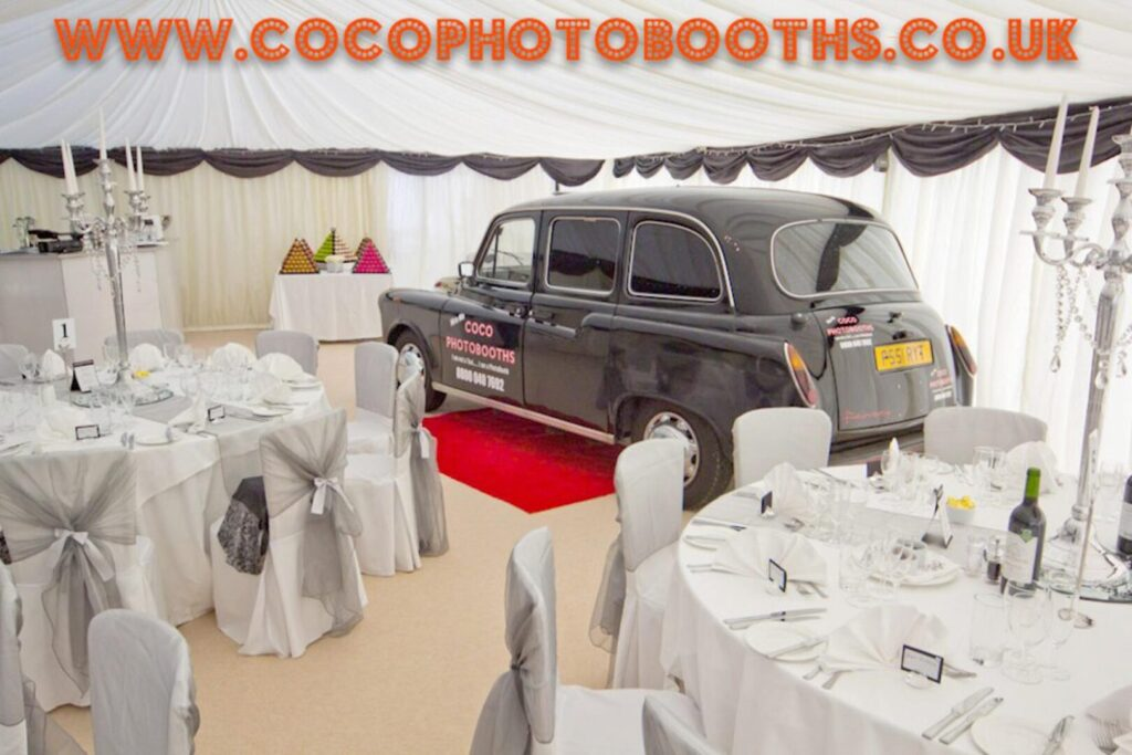 Coco Photo Booths Taxi Photo Booth