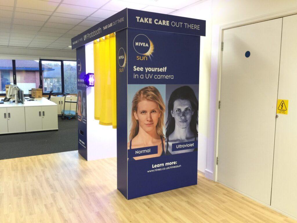 UV Photo Booth