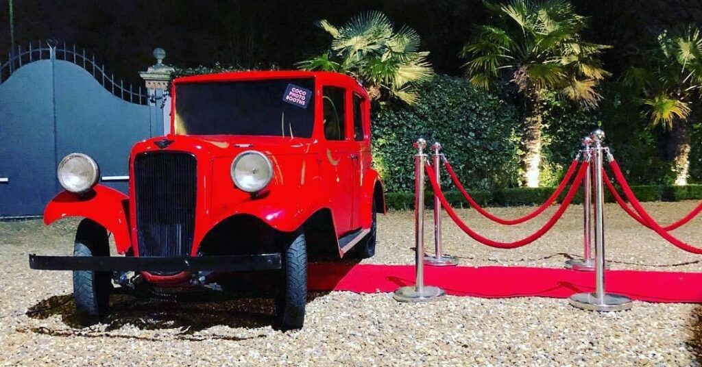 Coco Photo Booths Vintage Car Photo Booth