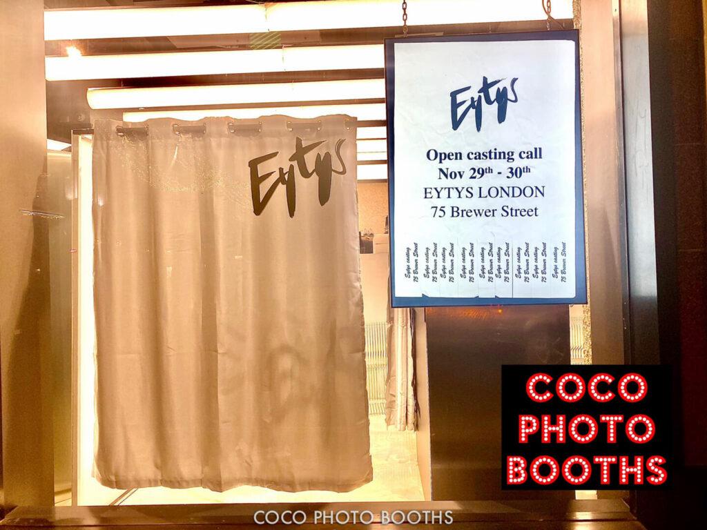 Coco Photo Booths, Custom Photo Booth