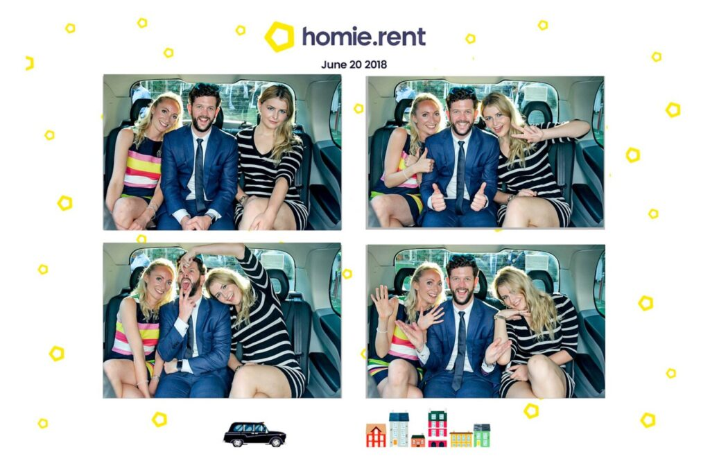 Taxi Photo Booth